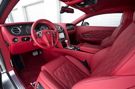 pink maserati interior ten and fast for picking the color combination