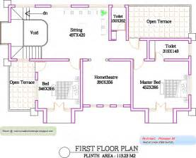 Floor Plans For Building A House by Kerala Building Plans For Home So Replica Houses
