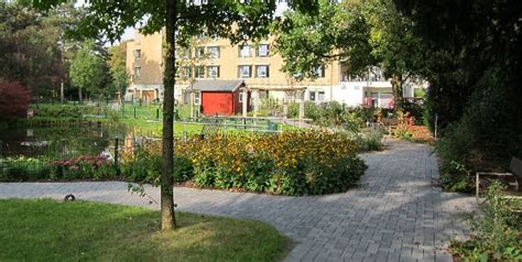 Haus Im Park by Evangl Altenheim Haus Im Park Krefeld Uerdingen