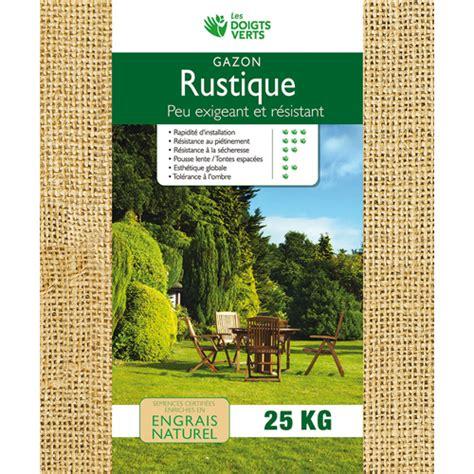 Gazon Rustique 25 Kg 4673 by Gazon Rustique Semence 25kg Catros Oogarden