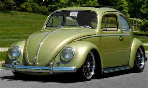 buy   pro touring volkswagen beetle  hp  build  miles  built