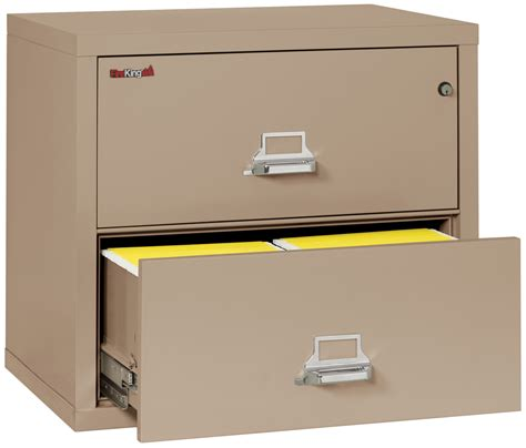 Fireproof Fireking 2 Drawer Lateral 31 Quot Wide File Cabinet Fireproof Lateral File Cabinets