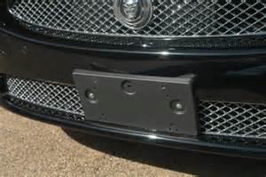 Jaguar License Plates Front License Plate Jaguar Forums Jaguar Enthusiasts Forum