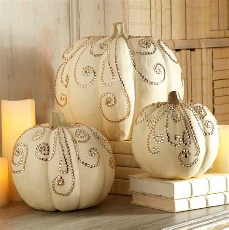 Pumpkin Decor by 25 No Carve Painted Pumpkin Ideas A New Trend Of