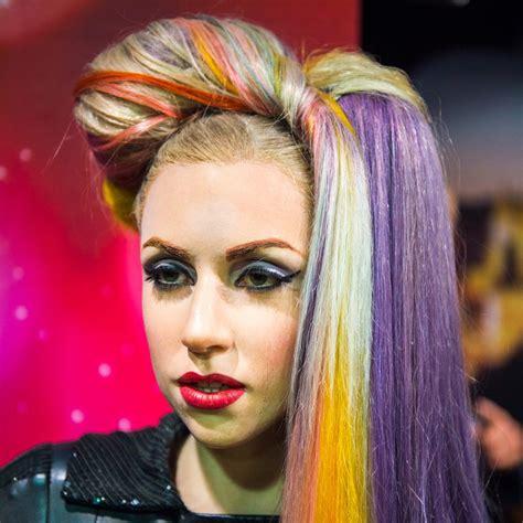 Frisuren Haarfarben by Auff 228 Llige Und Coole Haarfarben Frisuren Magazin