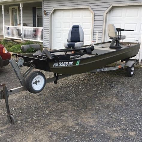 14 ft jon boat 14 ft jon boat conversion for sale in wellsboro