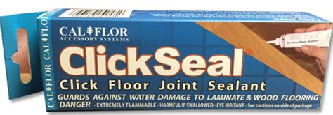 Cal Flor Click Seal   Floor Joint Sealant