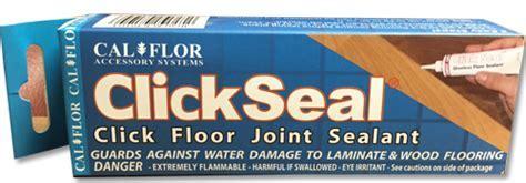 Cal Flor Click Seal   Floor Joint Sealant