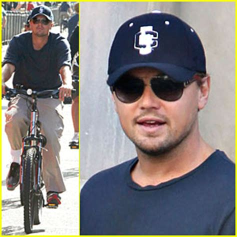 Leo Sued By Neighbors by Leo Dicaprio Is A Bad Boy Biker Leonardo Dicaprio Just
