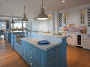 Coastal Kitchen Designs White Coastal Kitchen Pictures By The Serene Seaside Kitchen Ideas Design With Cabinets