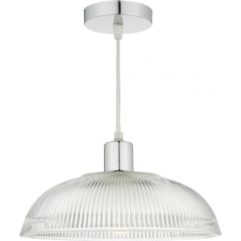 Easy Fit Ceiling Light Shades Dar Lighting Afton Easy Fit Ceiling Pendant Shade With Ribbed Glass Shade Lighting Type From