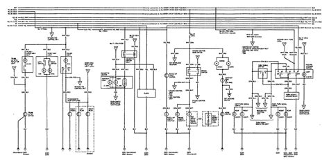 acura integra wiring diagram acura integra 1993 wiring diagrams map l