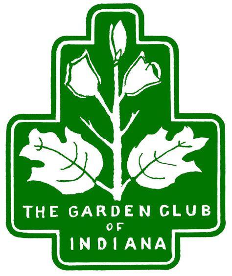 Garden Club Logo The Garden Club Of Indiana Mission Statement President