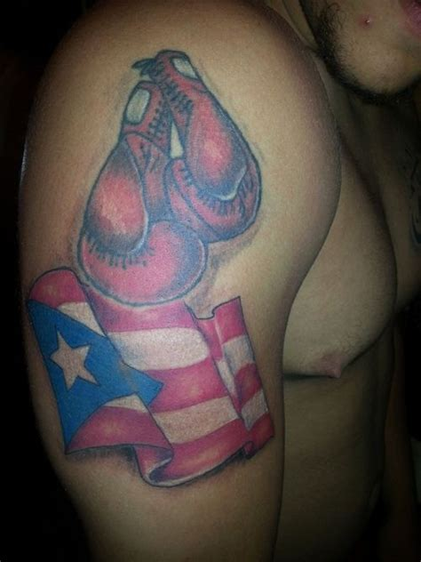 puerto rican flag tattoos designs flag tattoos for flag