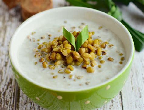Cara Membuat Bubur Kacang Hijau Kelantan | resep cara membuat bubur kacang hijau sederhana resep
