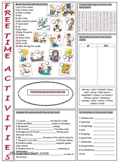a s day quiz worksheet free esl printable best 25 vocabulary exercises ideas on