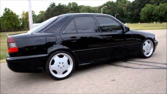 1998 mercedes c43 amg information and photos