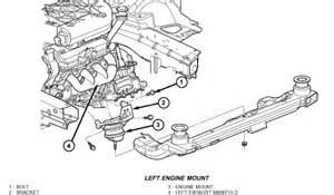 2005 Chrysler Pacifica Motor Mounts Spark Plugs 2004 Chrysler Pacifica 3 5 Engine Diagram