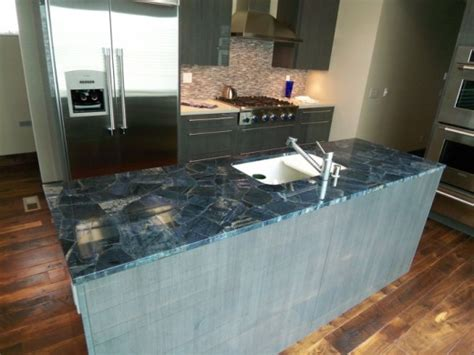 Semi Precious Countertops by Indigo Semi Precious Countertops California Bay Area
