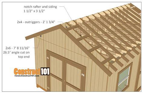 12x16 storage shed plans garden storage shed plans 12x16 shed plans gable design barn storage and garage