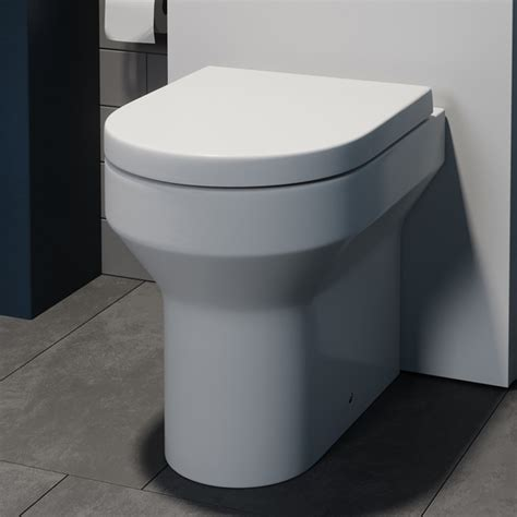 Plumb Back To Wall Toilet by Affine Brescia Back To Wall Toilet