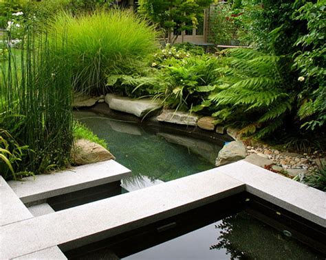 water ponding in backyard small water feature garden pond start an easy backyard garden decor project
