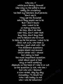 Who Am I After 5 Years From Now Essay by Izzy S Corner Picture It Write Who Am I