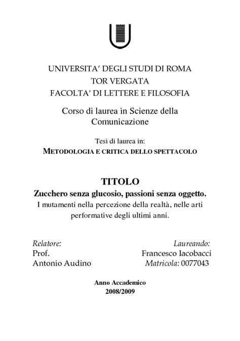 lettere e filosofia unibo universita degli studi di roma tor vergata facolta di