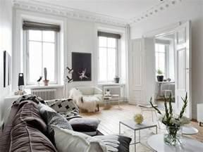einrichtung wohnzimmer skandinavische einrichtung m 246 bel gekonnt kombinieren