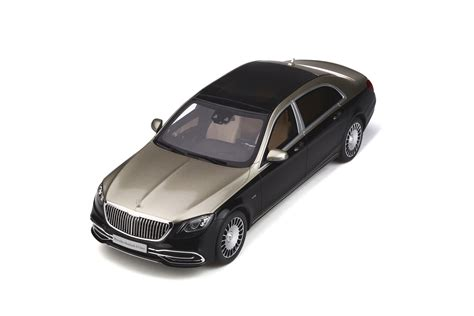 2019 Mercedes Maybach S650 by Mercedes Maybach S650 2019 Model Car Collection Gt Spirit