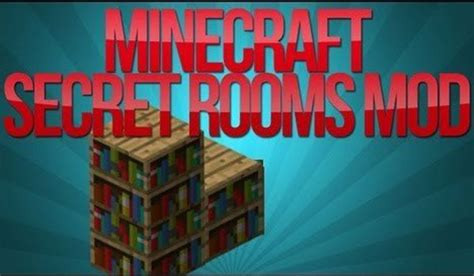 minecraft secret rooms mod 1 6 4 secret rooms mod for minecraft 1 7 2 and 1 7 10 minecraftings
