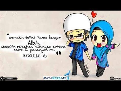 gambar kartun wanita muslimah  kartun muslim top