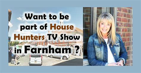 house tv show house hunters tv show in farnham love farnham