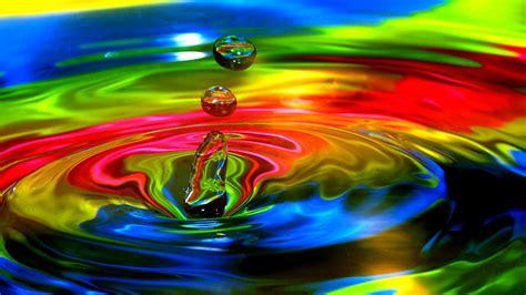 rainbow water technicolor 500040 walldevil