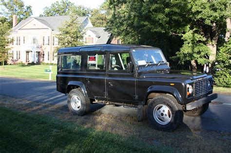land rover rusty 1984 land rover defender 110 great shape well