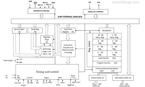 microprocessor tutorial questions and answers architecture diagram tutorial images how to guide and