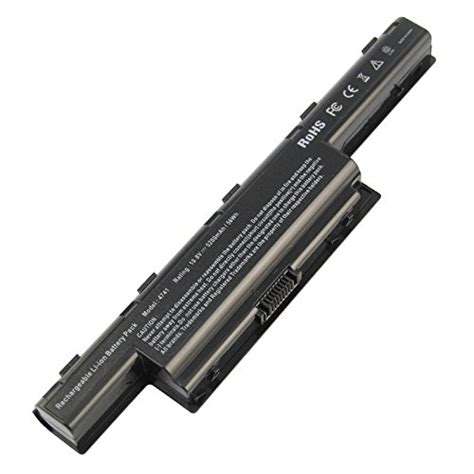 Battery Acer Aspire 4252 4253 4333 4552 4625 4733 4738 4741 11 10v 4400mah li ion hi quality replacement laptop battery import it all