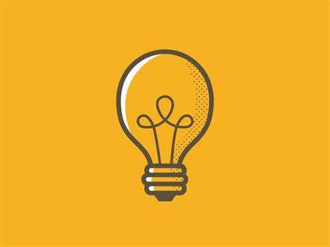 light bulb checker light bulb icon by grant burke dribbble