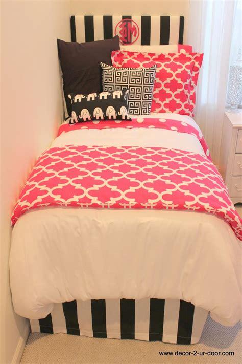 betthaupt bestellen pink quatrafoil bedding for every phi mu phi mu