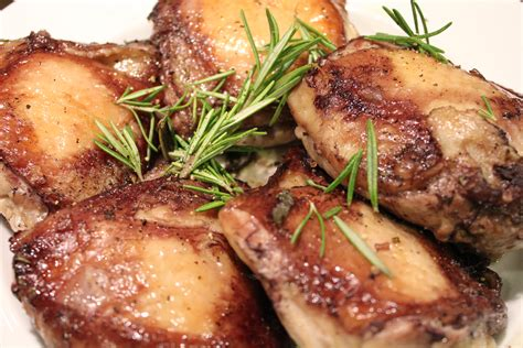 rosemary chicken thighs hip foodie mom