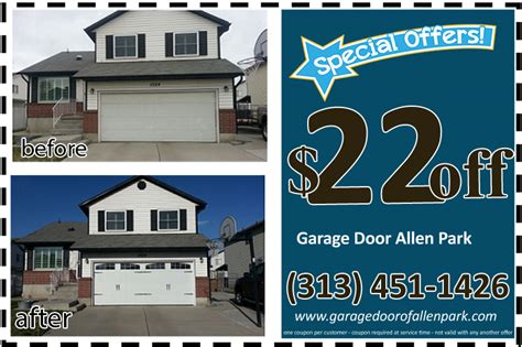 Garage Door Repair Allen Tx by Garage Door Of Allen Park Cable Repair