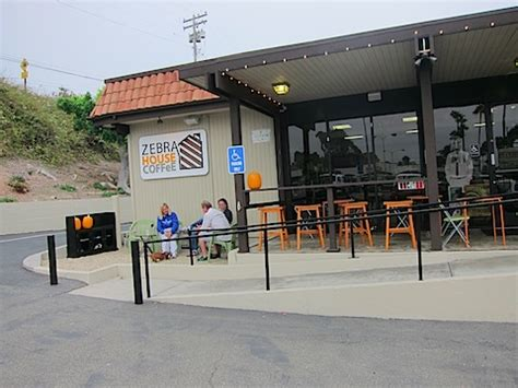zebra house zebra house coffee san clemente ca california beaches