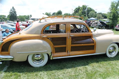 1948 Chrysler Town And Country by 1948 Chrysler Town Country An Woodie
