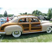 1948 Chrysler Town &amp Country – An Elegant Woodie