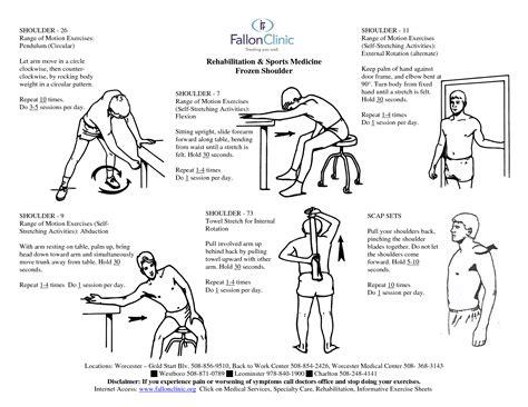 Detox Frozen Shoulder by Shoulder Bursitis Physical Therapy Exercises