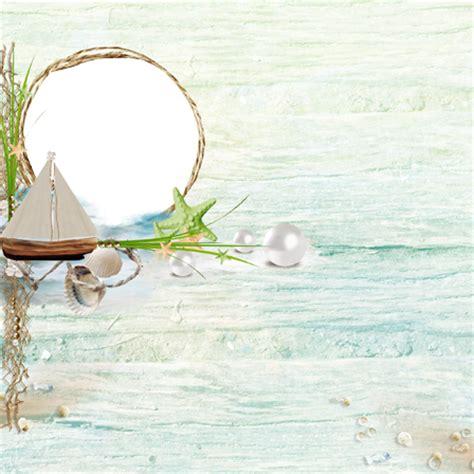 cornici fotografiche photo frames sea theme
