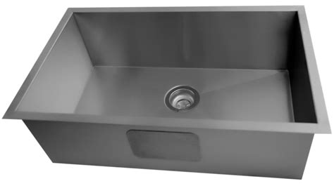 acri tec stainless steel large bowl undermount kitchen