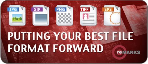 best format file for video putting your best file format forward on the mark