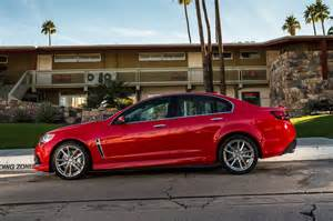 Chevrolet Chevy Ss 2015 Chevrolet Ss Reviews And Rating Motor Trend