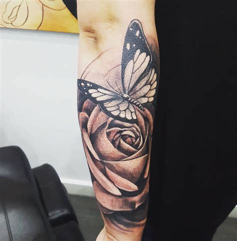 butterfly sleeve tattoo 25 best ideas about flower and butterfly tattoos on
